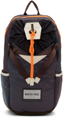 Master-piece Co Purple Prism S Backpack