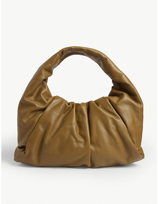 Bottega Veneta The Pouch leather shoulder bag