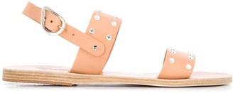 Ancient Greek Sandals Dinami studded sandals