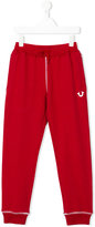 True Religion drawstring sweatpants - kids - Cotton - 6 yrs