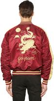 Alpha Industries Slim Dragon Embroidered Bomber Jacket