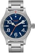 Nixon The 46 Watch Blue Sunray