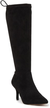 Vince Camuto Ashlina Stretch Top Lace Over-The-Knee Boot