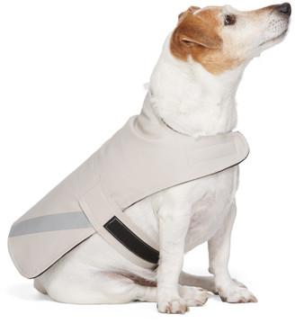 Stutterheim SSENSE Exclusive Beige PVC Lightweight Dog Raincoat