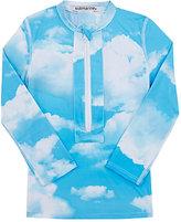 Submarine Sky-Pattern Rashguard