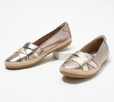 Clarks Collection Woven Slip-Ons Danelly Shine