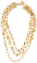 Kate Spade Multistrand Pearl Station Necklace