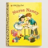 Cost Plus World Market Nurse Nancy, a Little Golden Book