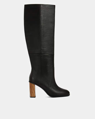 Ted Baker DOLAREL Leather knee high boot