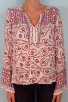 Love Stitch Lovestitch Gypsy Flower Top