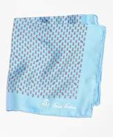 Brooks Brothers Butterfly Collection for St. Jude-Pocket Square