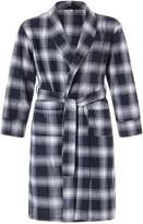 Latuza Men's Cotton Flannel Robe XXXX-L