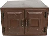 Rejuvenation War-Era Metal Storage Cabinet C1940s