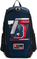 Plein Sport 78 print backpack