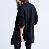 Madewell Meridian Sweater-Jacket