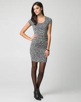 Le Château Cut & Sew Scoop Neck Dress