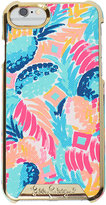 Lilly Pulitzer iPhone 7 Saffiano Cover