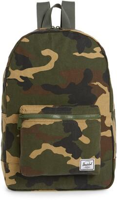 Herschel Cotton Casuals Daypack Backpack