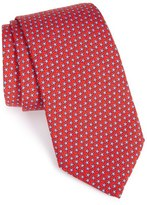 Vineyard Vines 'Starfish Stars' Print Silk Tie