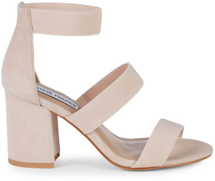 2223913ea35 Leara Triple-Strap Sandals