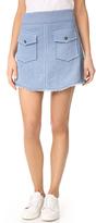 Derek Lam 10 Crosby Knitted Skirt