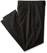 Savane Men's Big and Tall Active Flex Khaki Pant