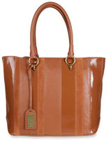 Badgley Mischka Natalie Leather Tote
