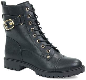 GUESS Kollyn Combat Boots