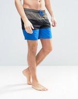 Bjorn Borg Color Block Swim Shorts Black