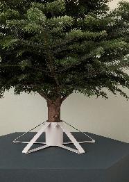 ferm LIVING Grey Christmas Tree Foot - Grey