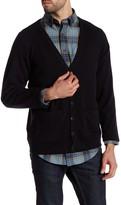 Pendleton V-Neck Merino Wool Cardigan