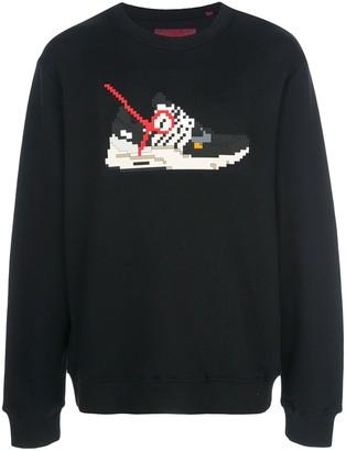 Mostly Heard Rarely Seen 8-Bit Virgil 1 sweatshirt