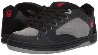 Etnies Czar (Black/Dark Grey/Grey) Men's Skate Shoes