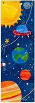 Oopsy Daisy Fine Art For Kids Too Blast Off Growth Chart Canvas Wall Art