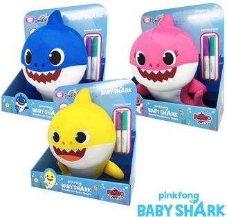 Baby Shark Doodle Me Plush - 30cm