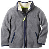 Carter's Fleece Zip-Up Jacket