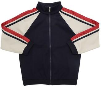 Gucci Zip-up Triacetate Sweatshirt