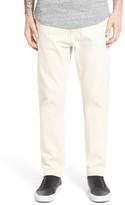 Nudie Jeans &Brute Knut& Slouchy Slim Fit Selvedge Jeans