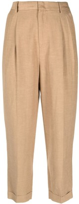 Merci Cropped Tailored Trousers