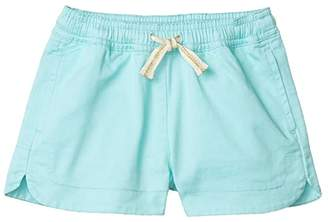 crewcuts by J.Crew Solid Shorts (Toddler/Little Kids/Big Kids) (Sea Mist) Girl's Shorts