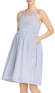 Nom Maternity Molly Bow-Back Maternity Dress