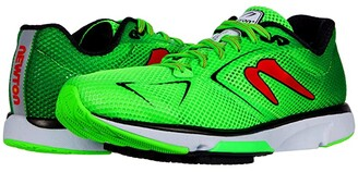 Newton Running Distance S 9 (Emerald/Red) Men's Running Shoes