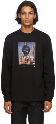 Carhartt Work In Progress Black 1998 Ad Jay Long Sleeve T-Shirt