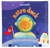 Munchkin Soapy Stories Astro Duck Finger Puppet Bath Book