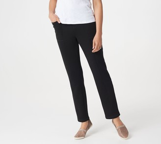 Isaac Mizrahi Live! Regular SOHO Slim Leg Pants