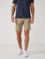 Frank + Oak The Newport Chino Short in Aluminium