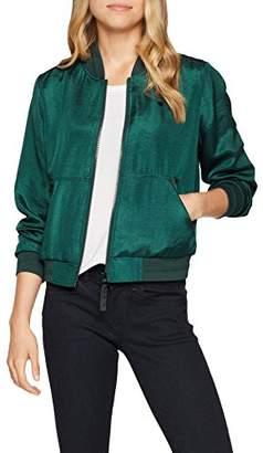 G Star G-Star Women's Strett Slim Bomber Wmn Jacket, (Maple Green), Medium