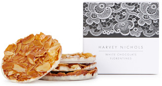 Harvey Nichols White Chocolate Florentines 195g - Best Before 02/01/21