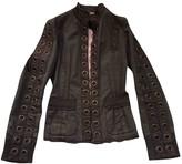 Marc Jacobs Purple Cotton Jackets