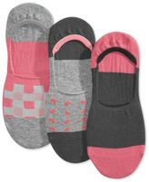 Bar III Men's 3 Pack Sock Liners, Only at Macy's